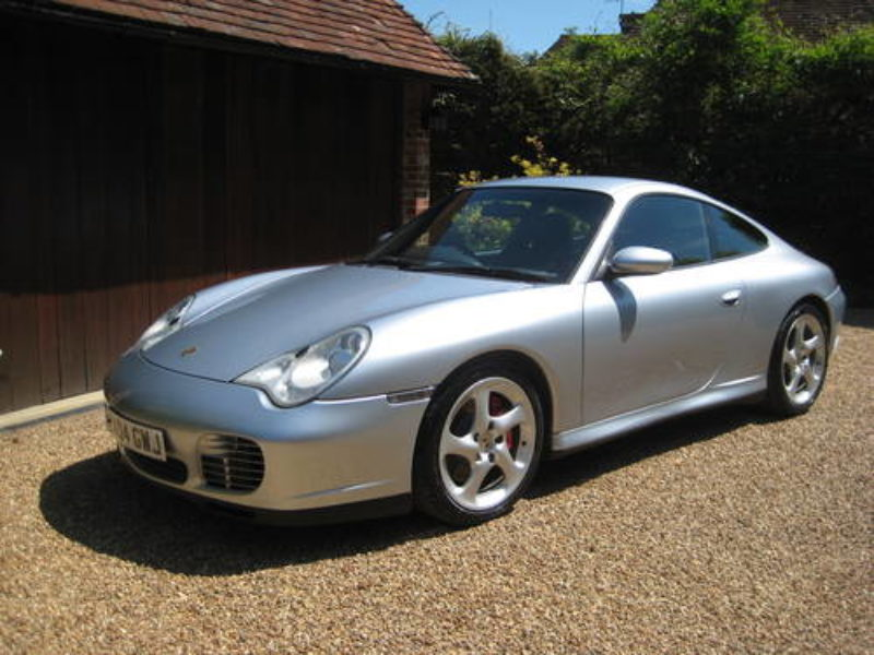 Porsche 911 (996) C4s