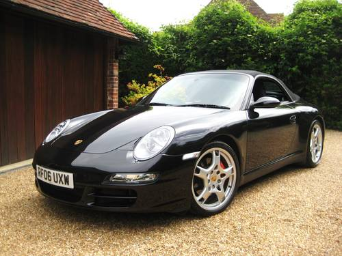 porsche 911 997 carrera 4s tiptronic s simon abbott simon abbott. Black Bedroom Furniture Sets. Home Design Ideas