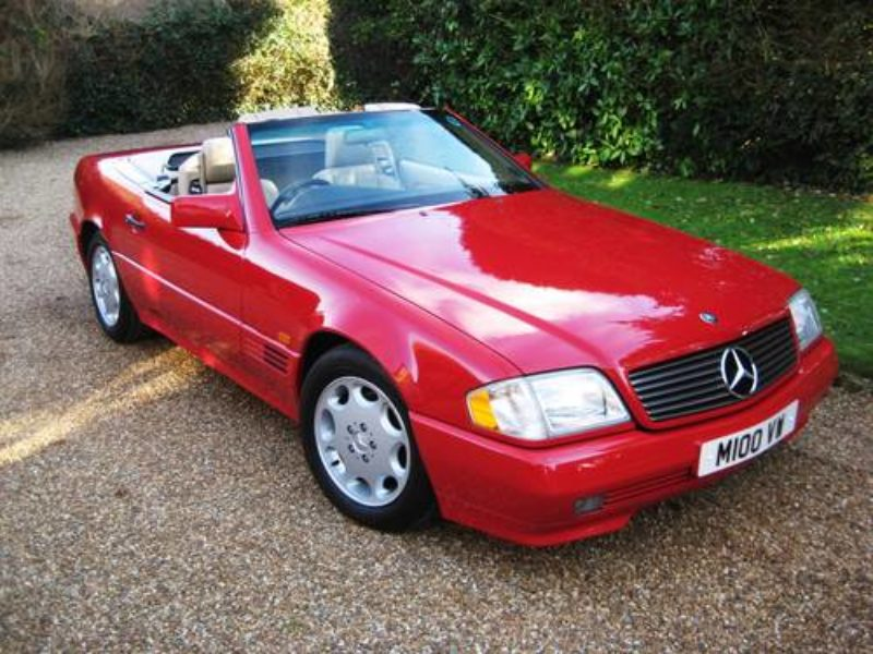 Mercedes Benz SL280