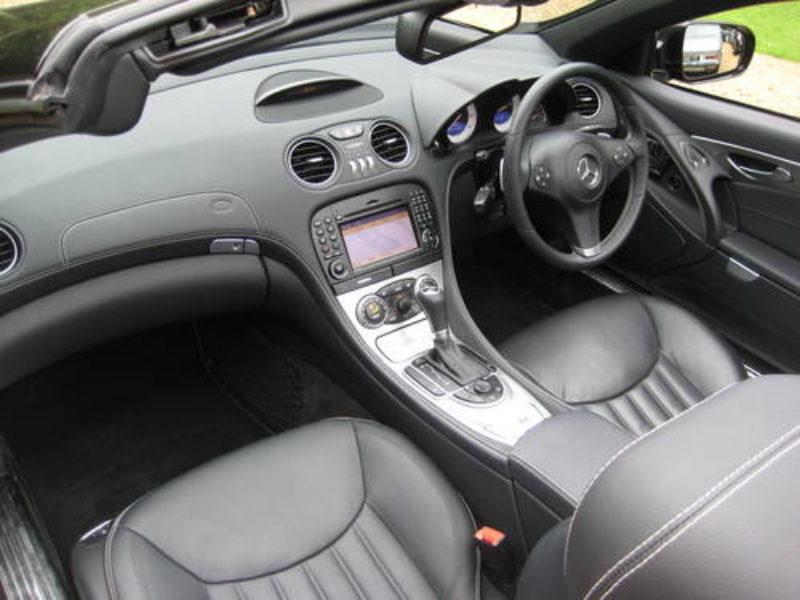 Mercedes Benz SL350 AMG