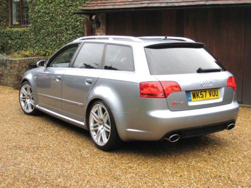 Audi RS4 Quattro Avant