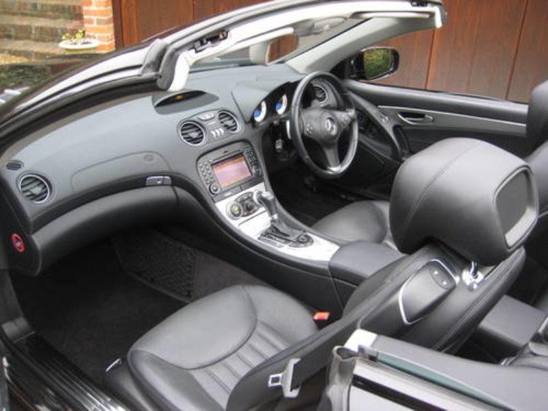 Mercedes SL350 AMG