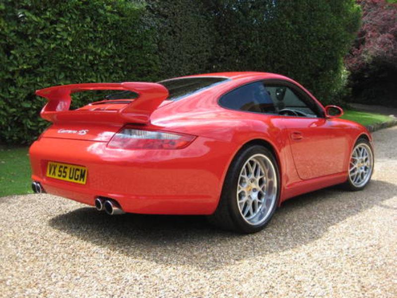 Porsche 911 997 Carrera
