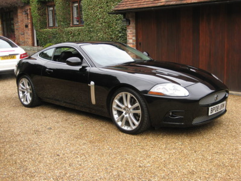 aguar XKR 4.2 V8 Supercharged