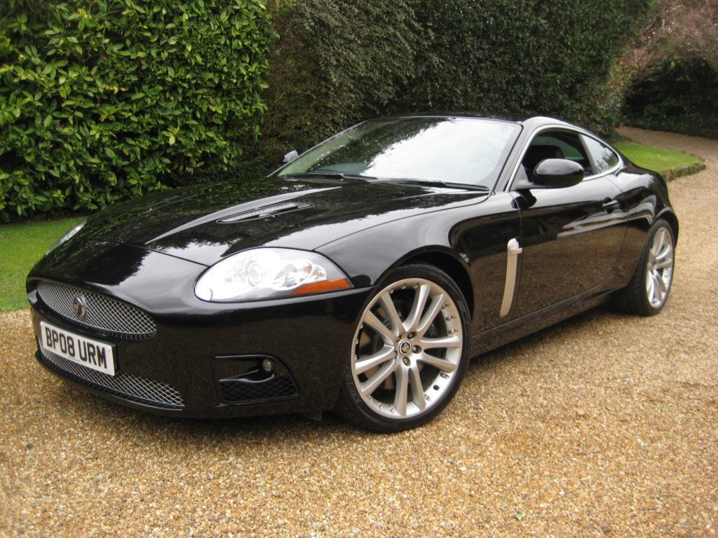 Jaguar Xkr 4 2 V8 Supercharged Coupe Simon Abbott