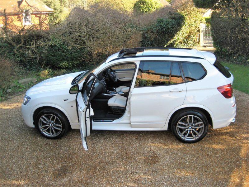 BMW X3 MSport