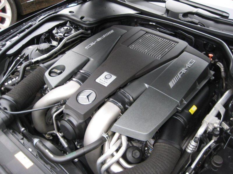 Mercedez SL63